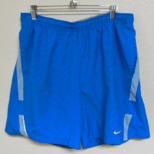 Nike Men's Running Shorts Blue